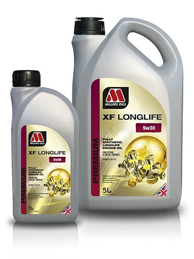 Millers Oils XF Long Life 5w30, 1л