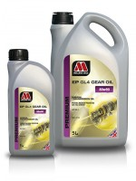 Millers Oils EP 80w90 GL4, 25л