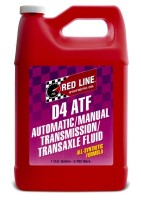 REDLINE OIL  D4 ATF галлон/3,8 л