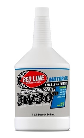 REDLINE OIL 5W30TD PROFESSIONAL-SERIES Масло моторное 0.95л