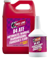 REDLINE OIL  D4 ATF 0.95л