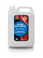 Millers Oils Alpine Antifreeze BT - Blue, 5л